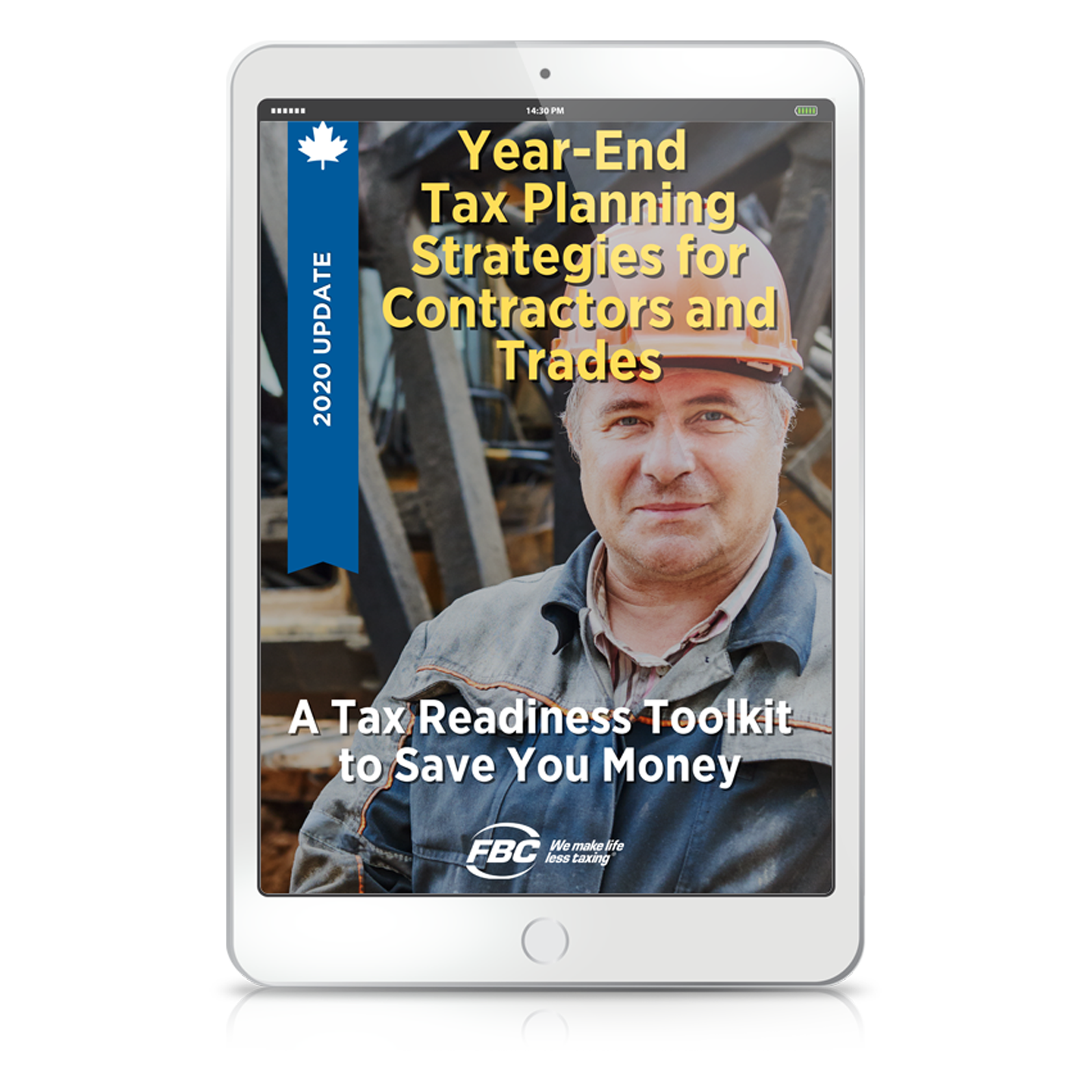 Year-End Tax Planning Strategies for Contractors