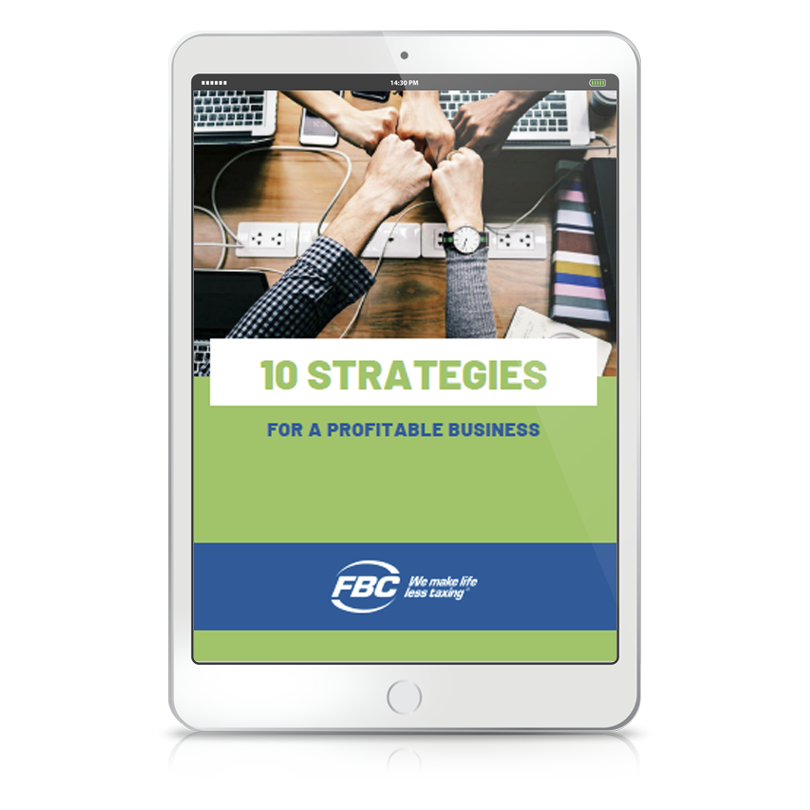 10 Strategies for a Profitable Business eBook