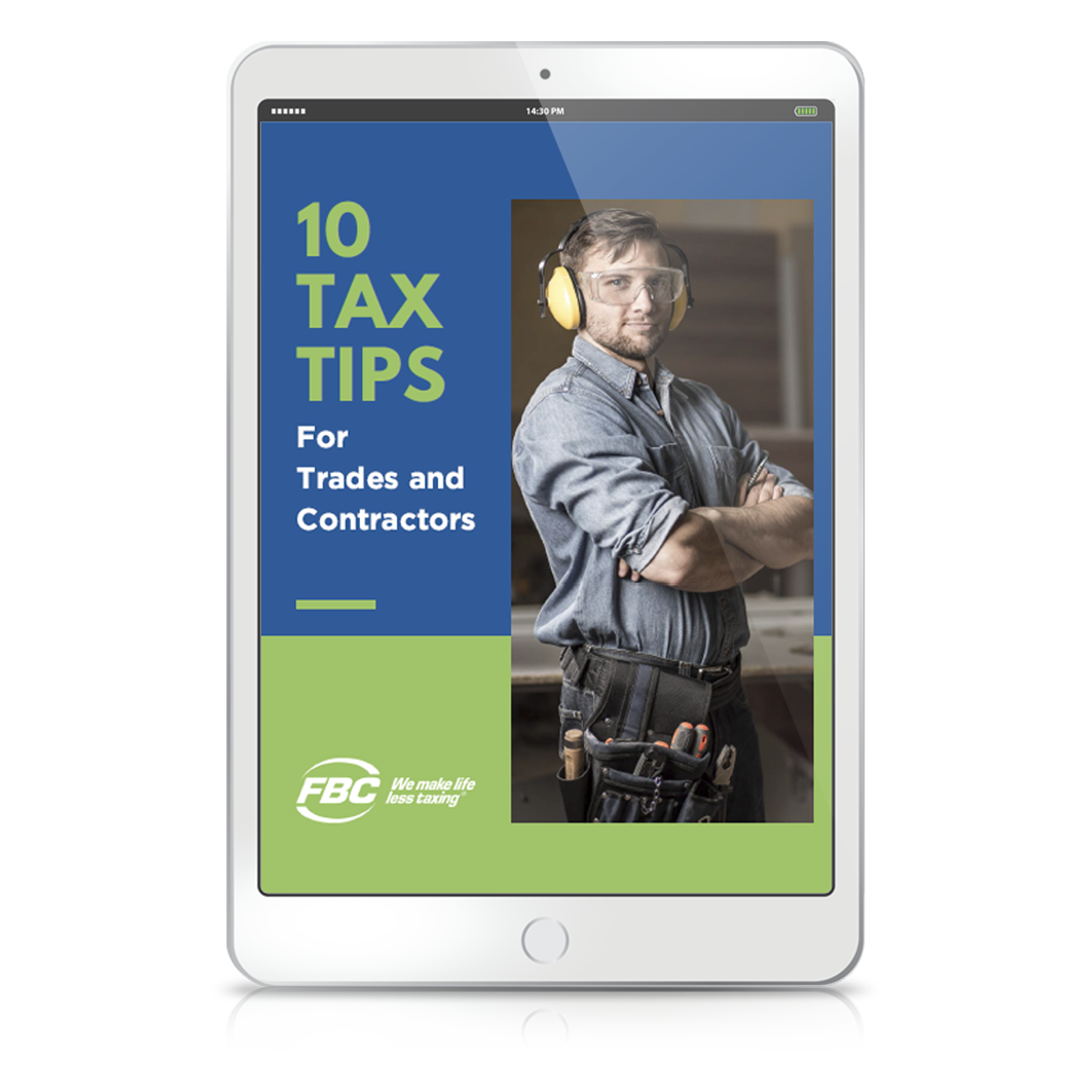 10 Tax Tips for Trades and Contractors