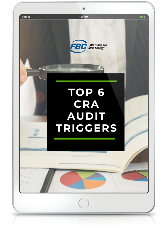 Top 6 CRA Audit Triggers to Avoid