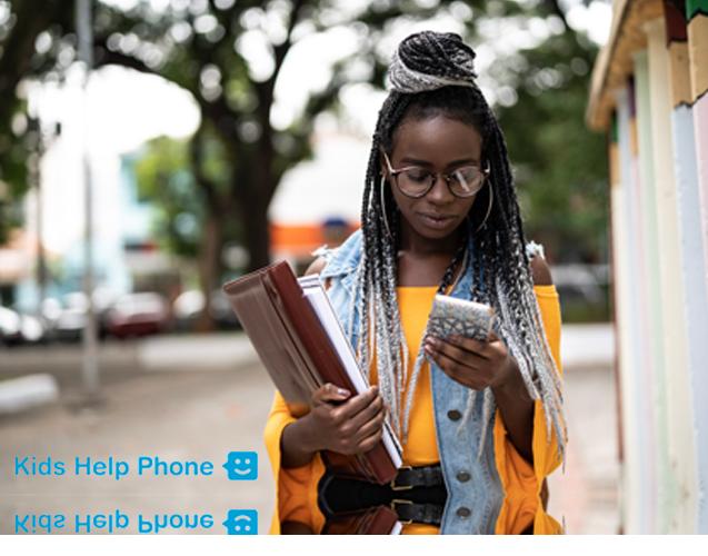 Why FBC supports Kids Help Phone